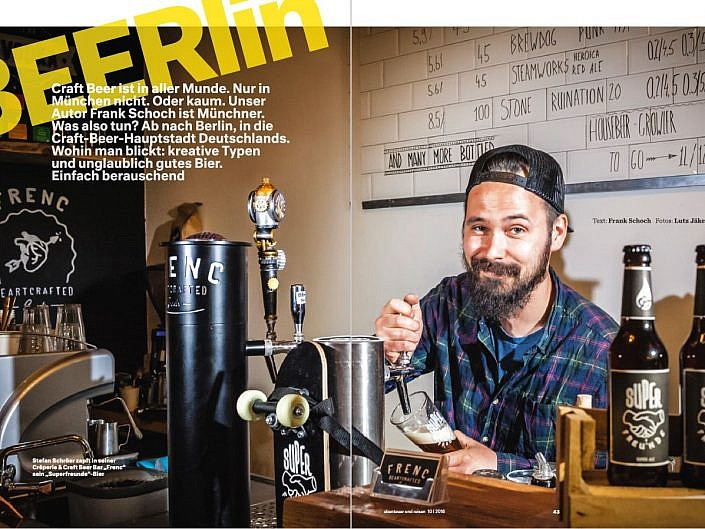 Berlin – Craft Beer