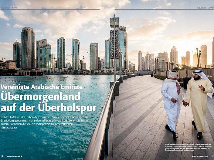 Dubai – Übermorgenland