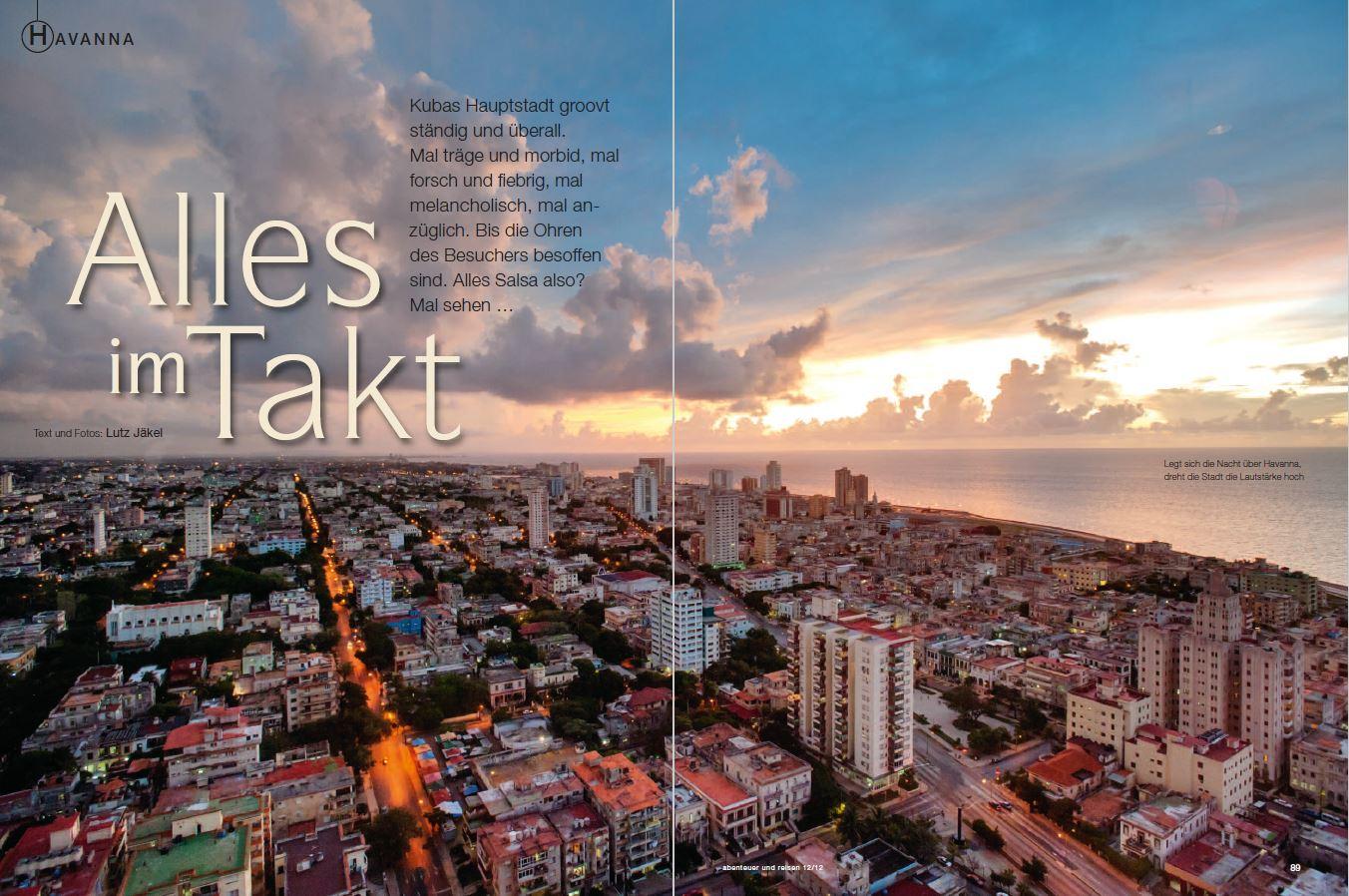 Havanna – Alles im Takt