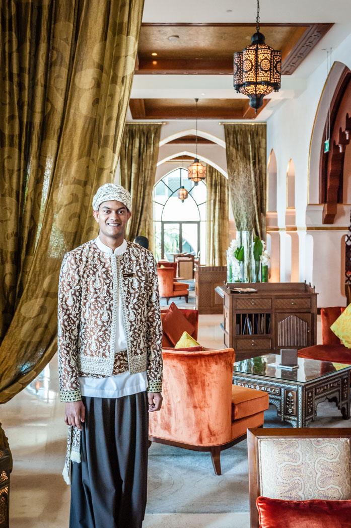 Vereinigte Arabische Emirate: Dubai. Madinat Jumeirah