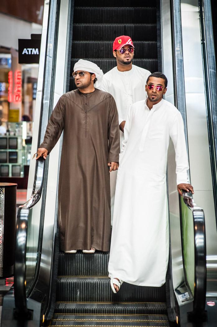 Vereinigte Arabische Emirate: Dubai. Jumeirah. Dubai Mall.