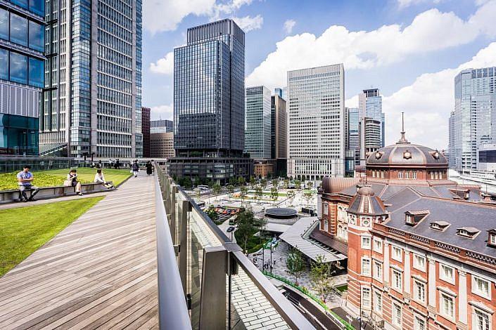 Tokio: Tokyo Station