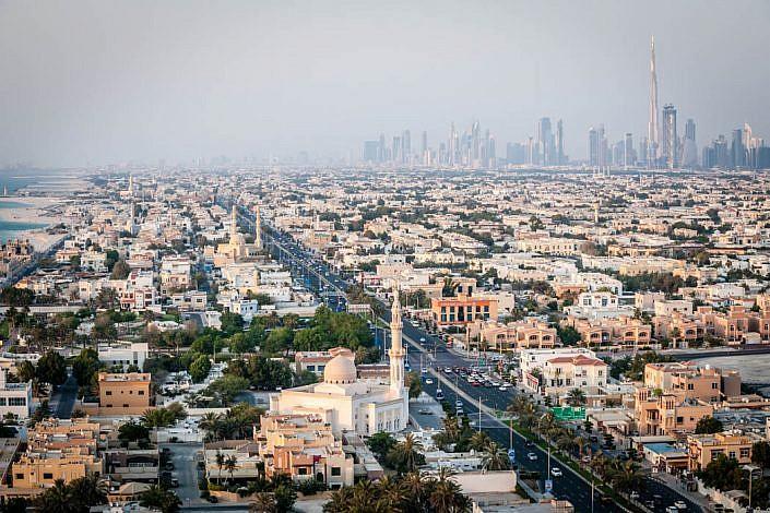 Vereinigte Arabische Emirate: Dubai. Jumeirah. Burj Khalifa
