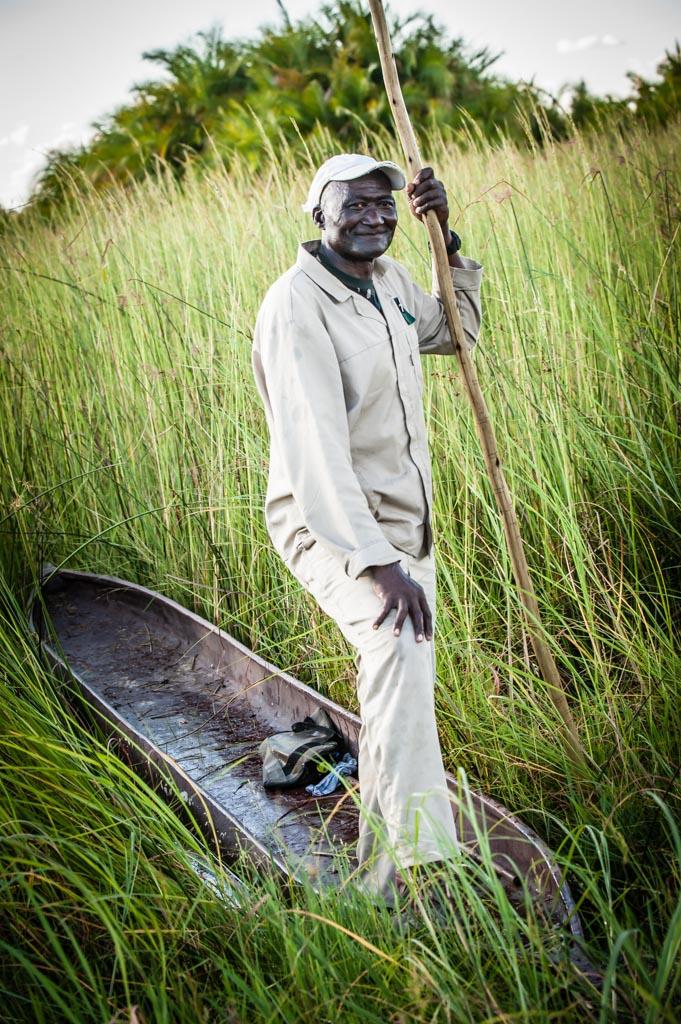 Botswana, Okavango Delta.