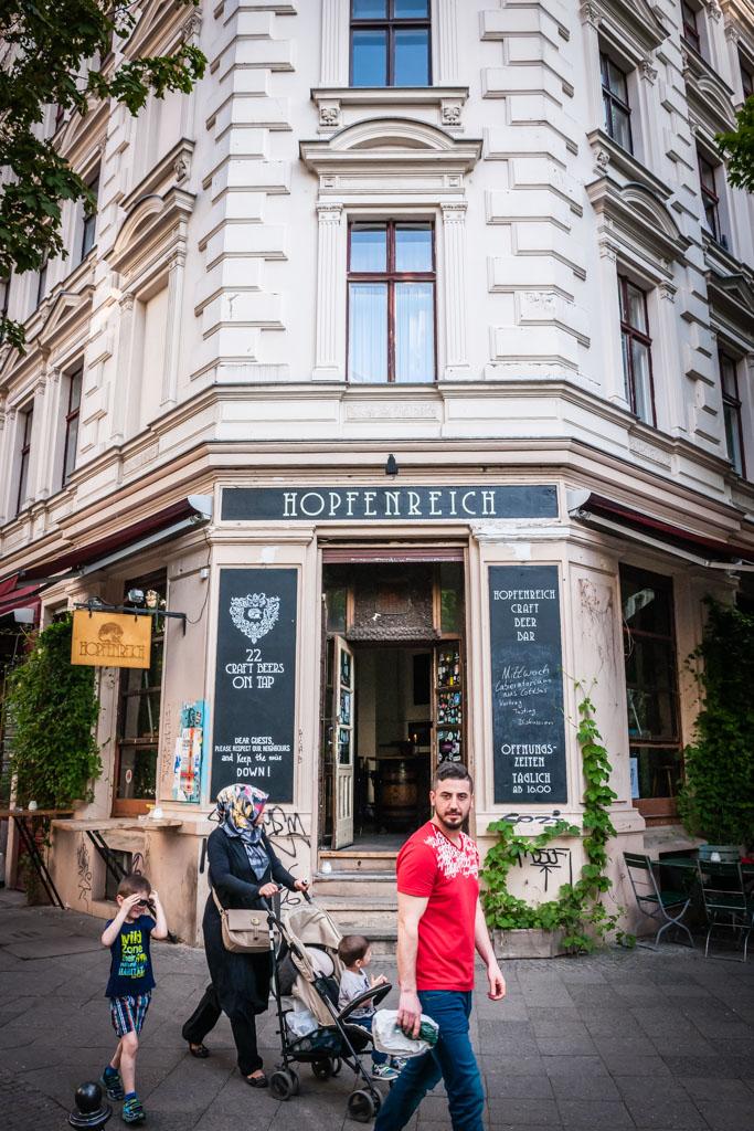 Berlin: Craft Beer Szene. Hopfenreich.