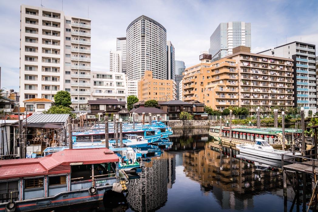 Tokio: Shinagawa.