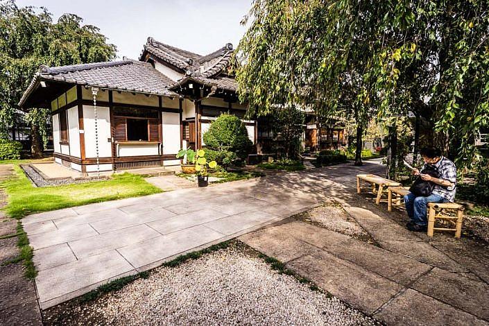 Tokio: Yanaka, Nippori.