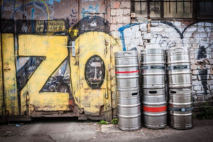 Berlin: Craft Beer Szene. Lemke Berlin.