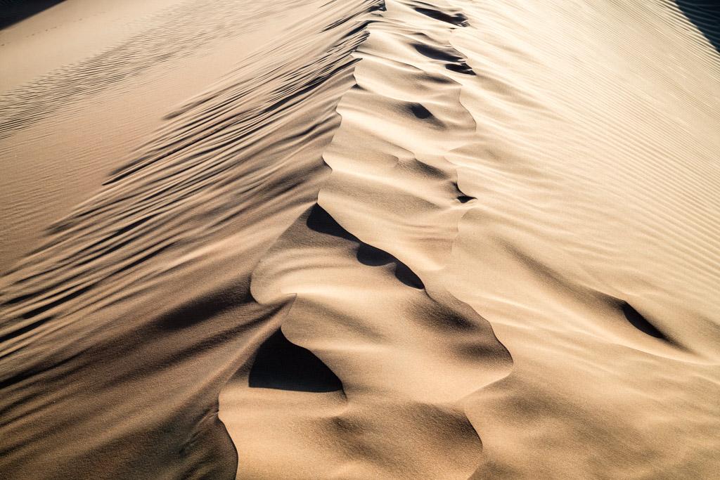 Abu Dhabi: Wüste Rub al-Khali