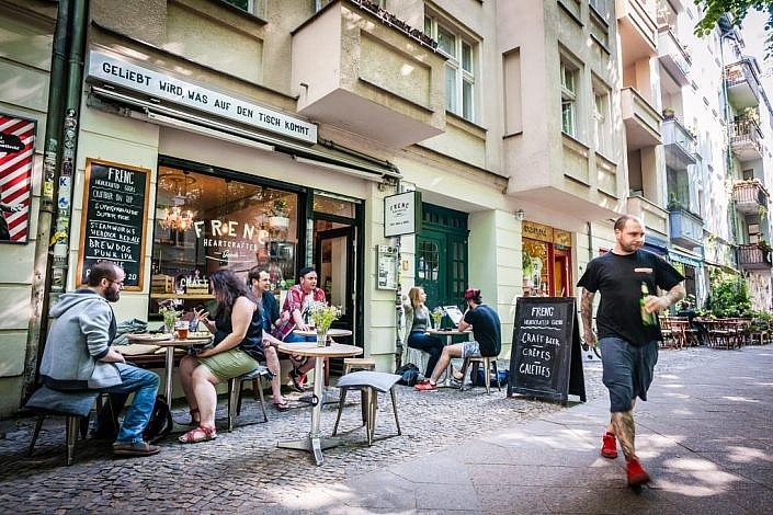 Berlin: Craft Beer Szene. Frenc.