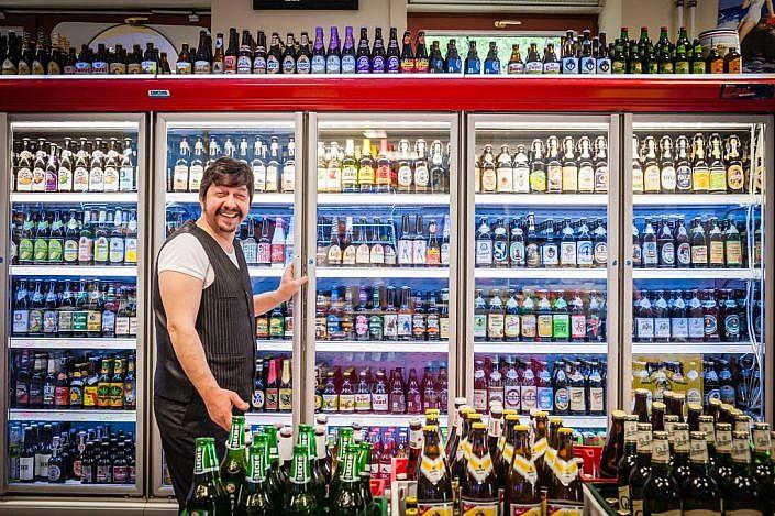 Berlin: Craft Beer Szene. Späti.