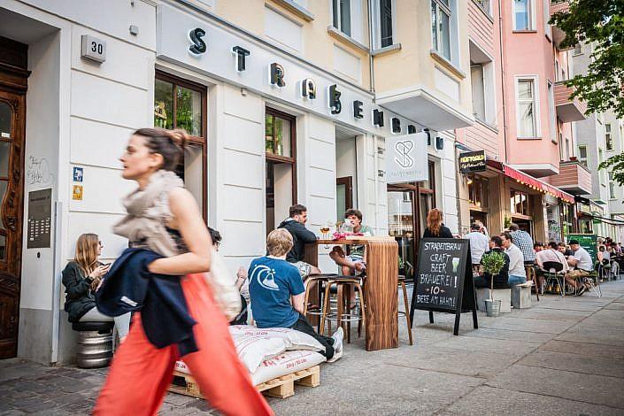 Berlin: Craft Beer Szene. Strassenbräu