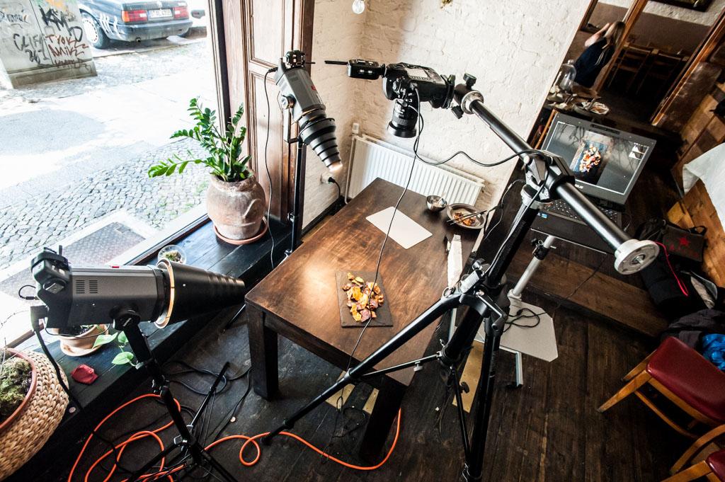 Foodfotografie - Making-of