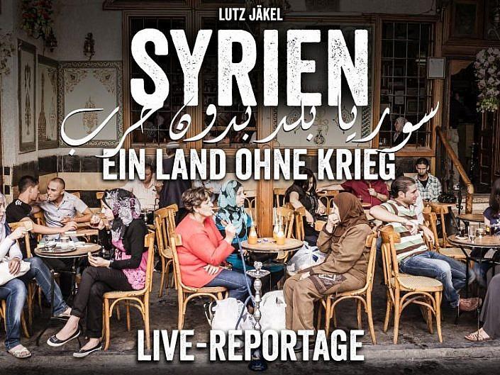 Syrien. Ein Land ohne Krieg – Trailer