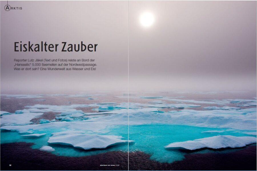 Arktis - Auf der Nordwestpassage