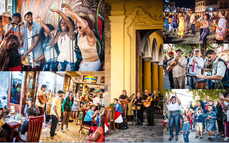 "Textbildband ""The Taste of Havana"""