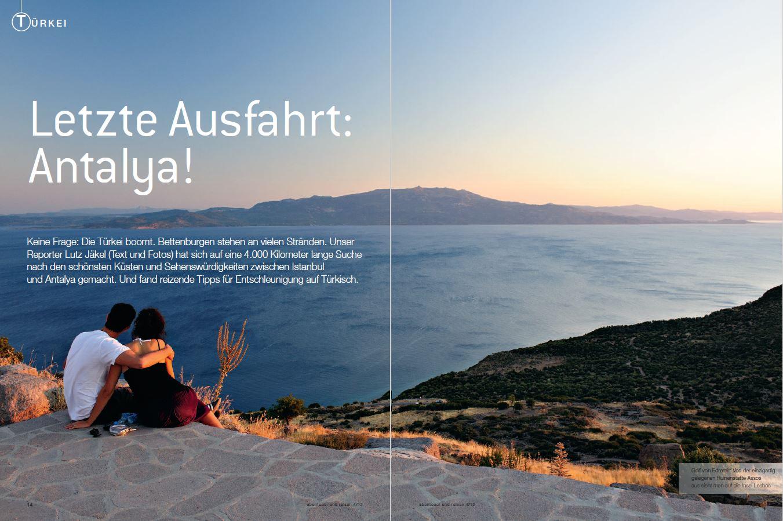 Türkei – Letzte Ausfahrt Antalya