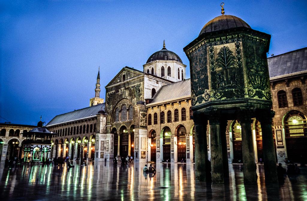 Syrien Umayyaden Moschee