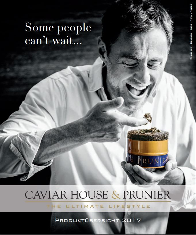 Caviarhouse Prunier