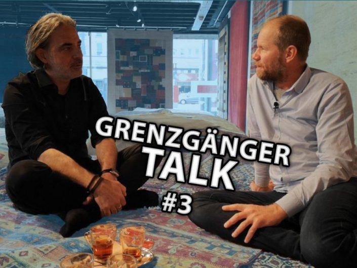 Grenzgänger Talk mit Lutz Jäkel