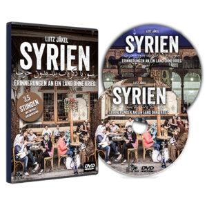 DVD. Syrien - Erinnerungen an ein Land ohne Krieg