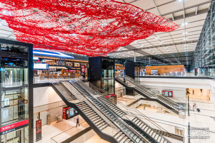 Flughafen BER & TXL (Tegel)