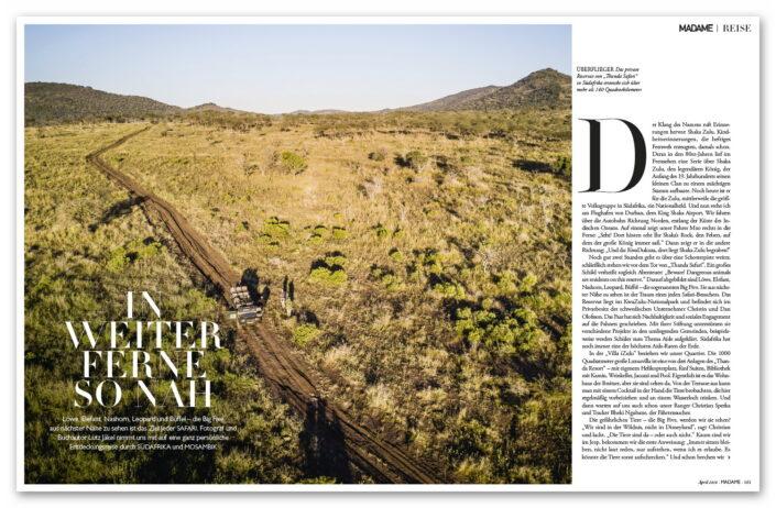 Südafrika / MADAMA Magazin