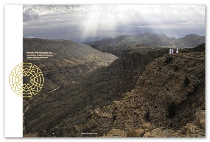 Oman / Abenteuer und Reisen Magazin