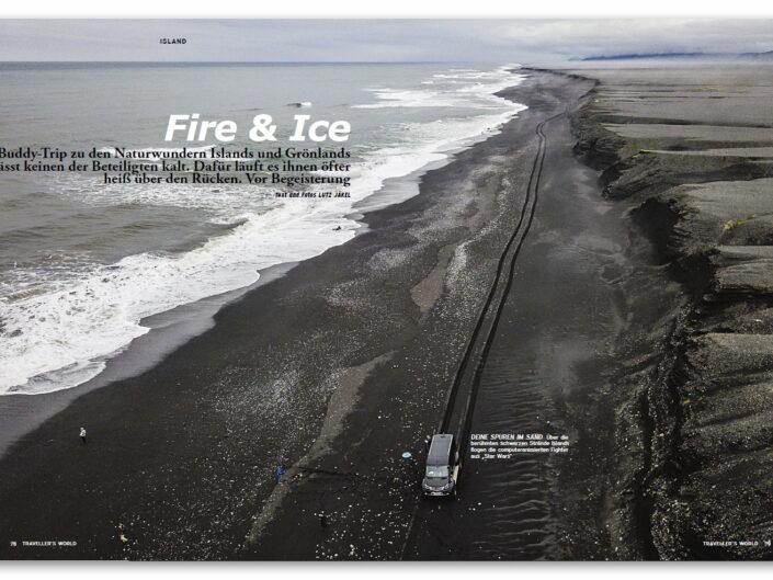 Fire & Ice: Island & Grönland