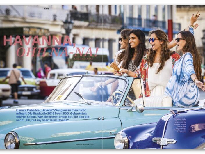 Havanna zum Jubiliäum